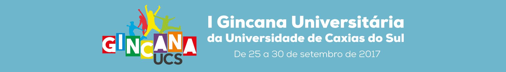 I Gincana Universitária da UCS - photo#30